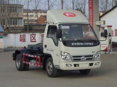 福田时代车厢可卸式垃圾车