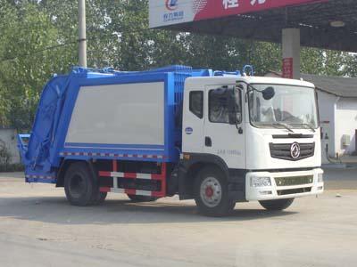 东风D9型10方压缩式垃圾车